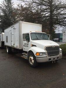 Spray Foam Truck/Rig