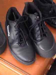 Curling Wear and Shoes size 8 women's