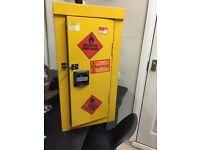 Hazardous Substance Cupboard