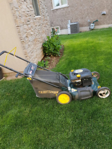 Lawnmowers available