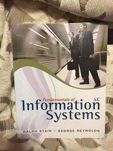 Fundamentals of information systems 6 edition