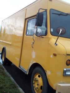 Freightliner Step Van (Food or Service )