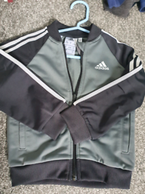 Adidas Infant tracksuit - 18 to 24m - BN