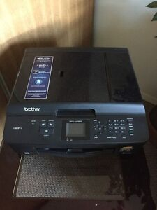 Brother fax, print , copy and scan WiFi Windsor Region Ontario image 1