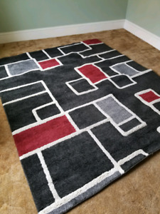 New 8x10 area rug