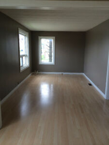 Spacious, newly renovated 3 bedroom home.