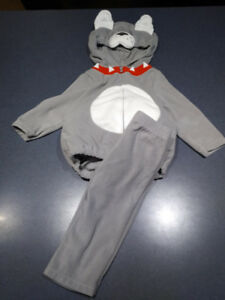 Halloween Puppy Costume , Carters 24 months size