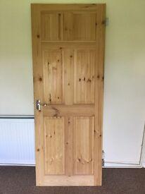 Internal pine doors