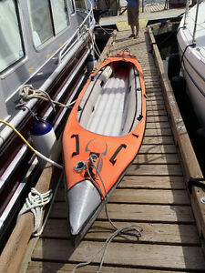 ADVANCED ELEMENTS TWO-PERSON INFLATABLE KAYAK
