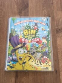 Bin Weevils Trading Cards