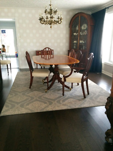 Transitional rug for sale
