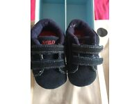 Baby boy Ralph Lauren shoes size 2.5
