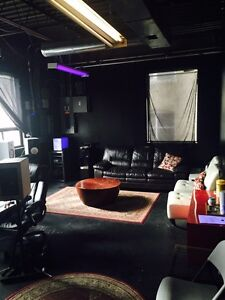 Production Studio in the heart of Toronto