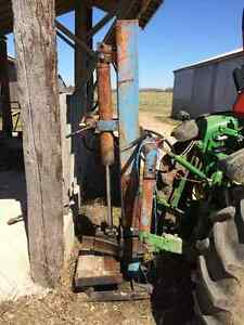 Tractor Mounted Wood Splitter