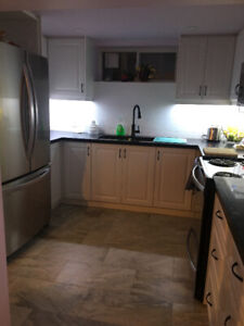 Basement Apartment in Pickering for rent