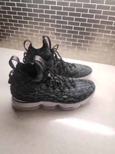 """Brand New Size 13 LeBron 15 """"Ashes"""""""
