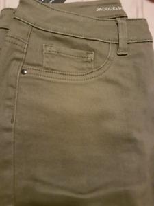 "Womens skinny pants 34"" inseam"