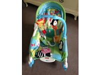 Fisher-Price Infant (Baby) To Toddler Rocker