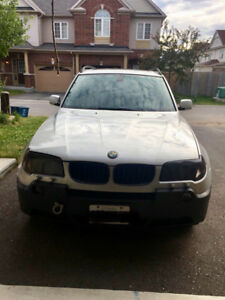 2005 BMW X3 $2500 OBO AS IS NEED GONE ASAP