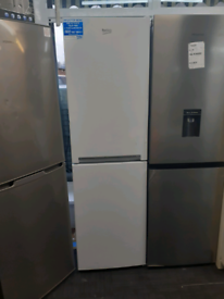 White beko fridge freezer