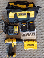 Dewalt Lith. Ion Compact 20V Drill/Driver