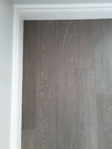 Flooring-Engineered Harwood