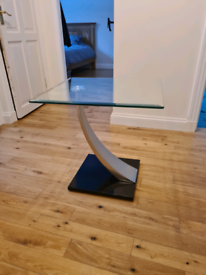 60cm Square Hall Side Table Cost £200+ New