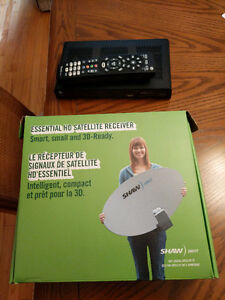 Shaw HD 600 Satellites Receiver