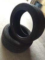2 Continental All Season Tires - 225 45 R17