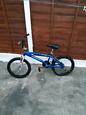 Kids bike BMX 6-10 year old