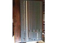 Yamaha mx400 mixing console desk