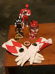 Mighty Morphing Power Rangers Toys
