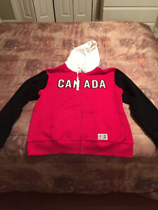 Hudson's Bay Official Olympic Team Canada Hoodie