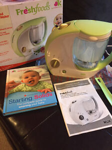Baby Food Maker / Processor + accessories