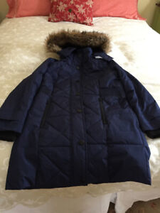 Hawke & Company women's winter parka