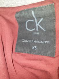 Calvin Klein sport blazer