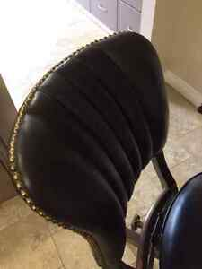 Desk Chair - Leather Edmonton Edmonton Area image 3