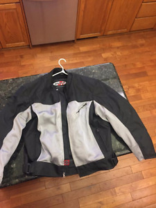 Joe Rocket XL Motor Cycle Mesh Jacket