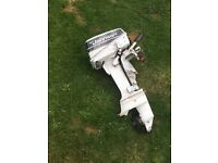 Johnson outboard 8 hp