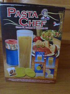 Brand new in box Pasta Chef Set Set of 3 Cook it strain it London Ontario image 2