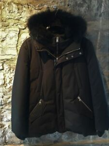 AUTHENTIC MENS MACKAGE LIMITED EDITION EDWARD PARKA 44 LARGE