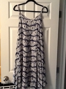Summer dress size large