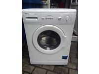 Beko washing machine 5kg 1100rpm FREE LOCAL DELIVERY AND FITTING