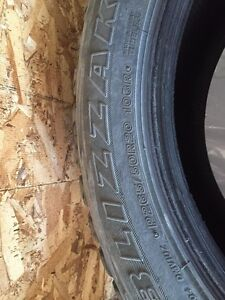 Winter tires Jeep Grand Cherokee