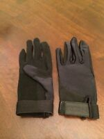 New riding gloves