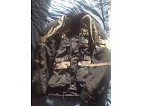 Buffalo bike jacket