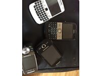 Job lot phones should be working selling for parts
