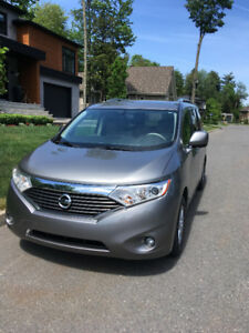 Nissan Quest 2012 Ultra spacieux