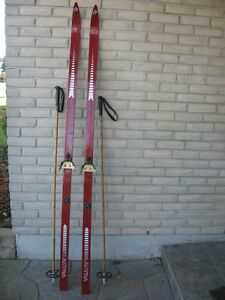 Mens skis  (Cross country)