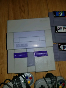 SNES Super Nintendo Classic plus games